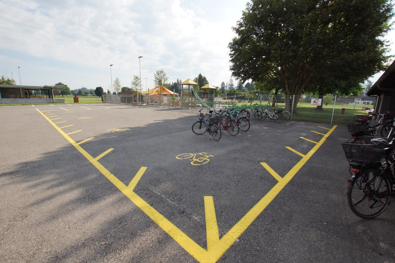 Parkplätze - Freibad Oberriet